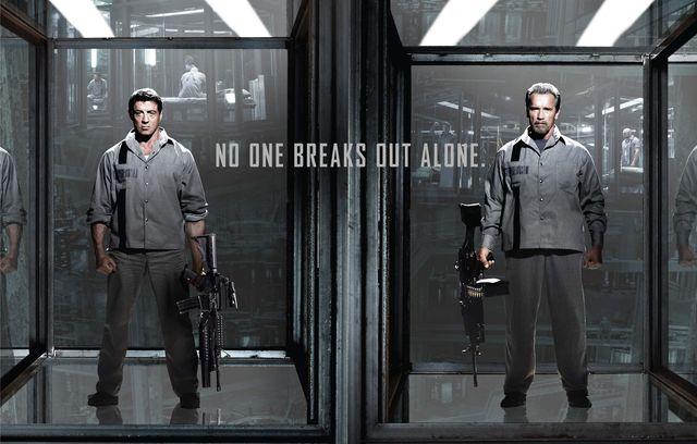 Кадр из фильма План побега