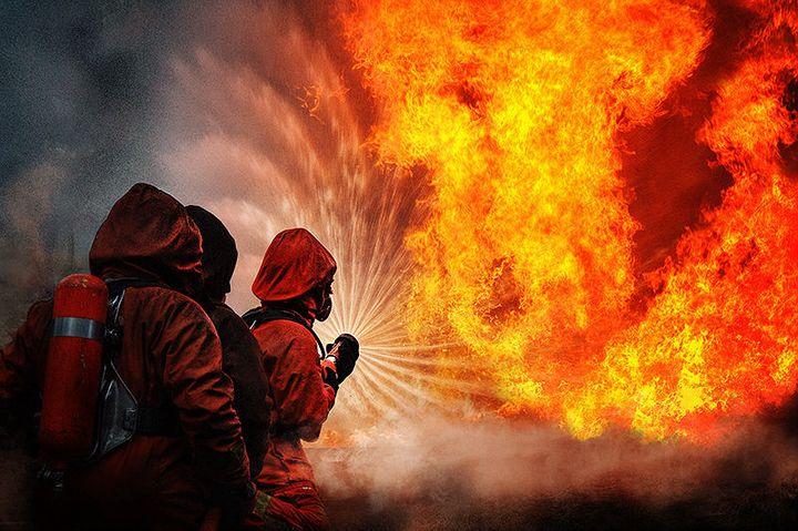 День пожарной охраны в РФ