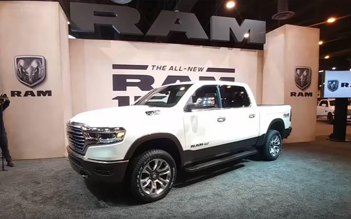 Презентация Dodge Ram 2019