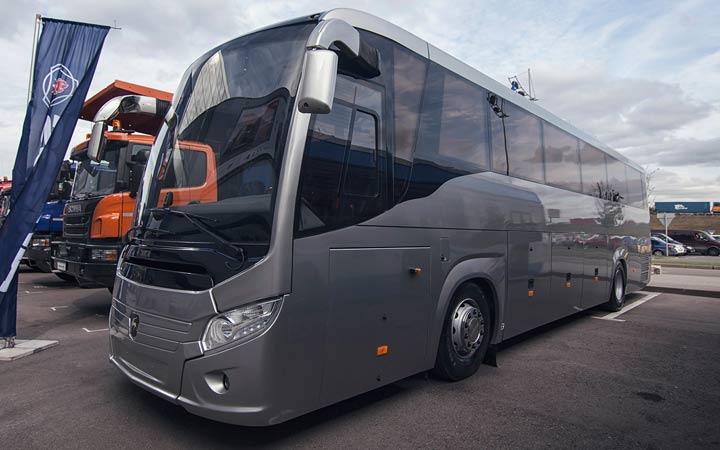 Автобусы и электробусы УАЗ