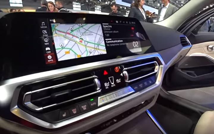 Новая BMW 3-series 2019 года| экстерьер, интерьер, технические характеристики