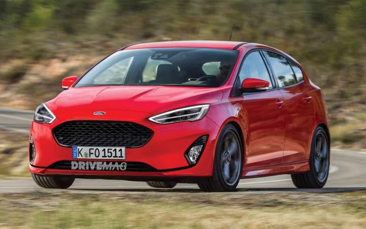 Новый Ford Focus 2019: фото, цена и комплектации обновленной модели