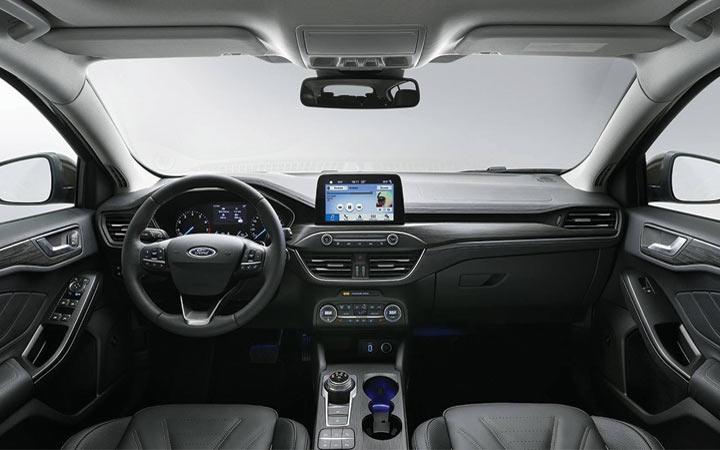 Интерьер Ford Focus 2018-2019 года