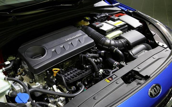 Двигатель Kia cee'd 2019 года