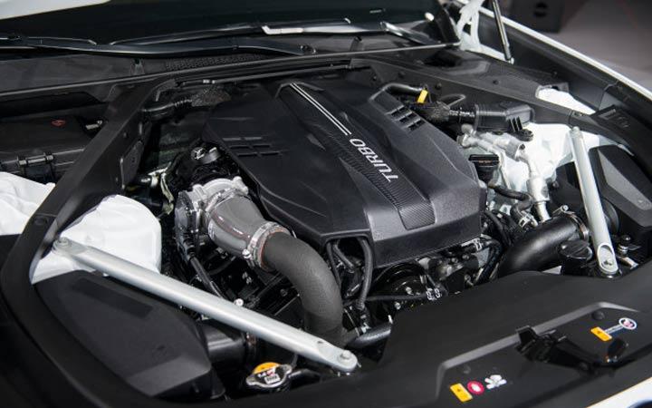 Двигатель Kia K900 2019