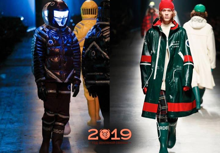 Резиновые сапоги - мода 2018-2918 года