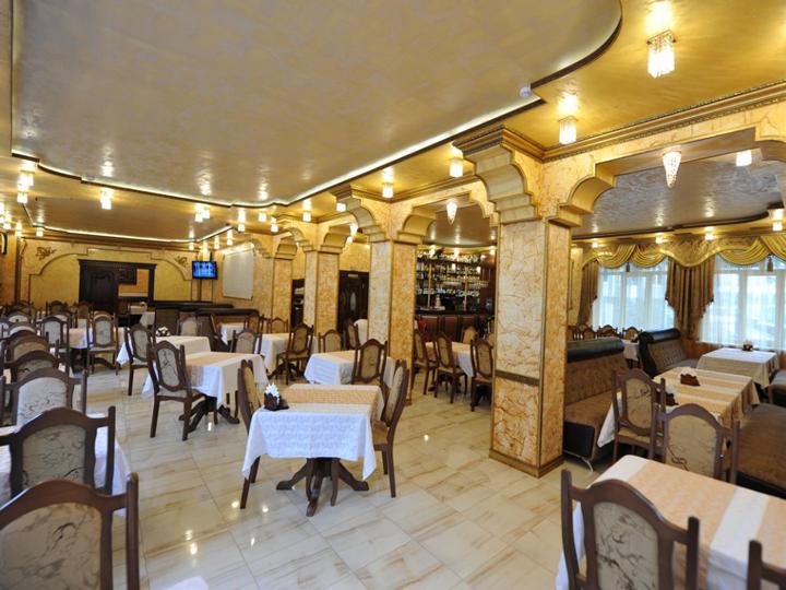 Рестораны Домбая