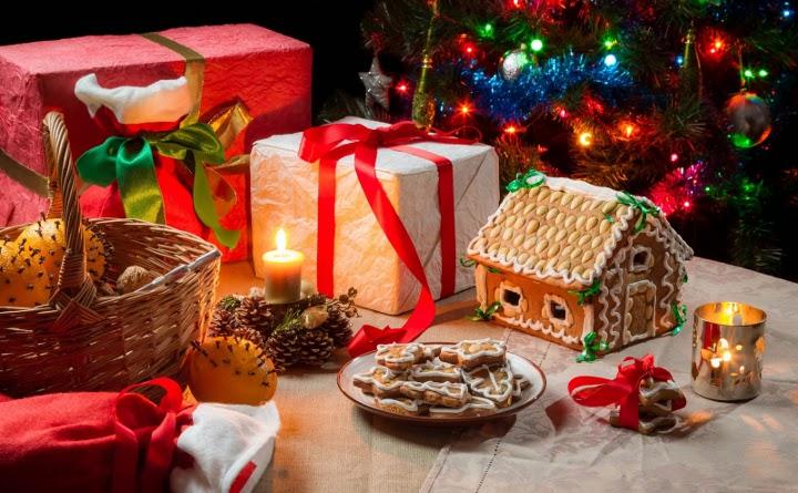 подарки и сладости