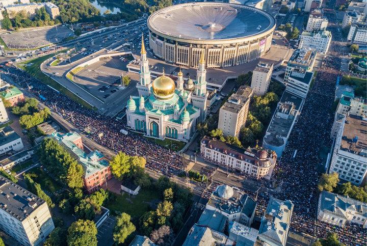 Рамадан в 2019 году. Начало и конец, какого числа в России в 2019 году