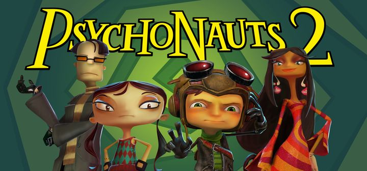 Игра 2019 года Psychonauts 2