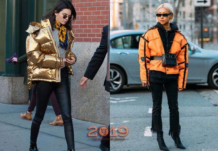 Мода зима 2019: тепло и стильно - 5 идей от Виктории Бекхэм изоражения