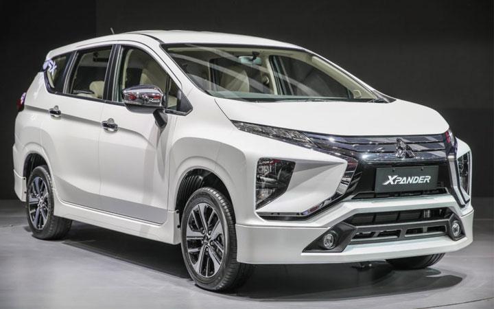 Mitsubishi Expander 2019 года