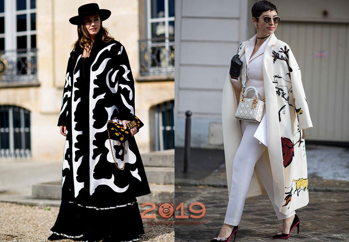 Уличная мода осень-зима 2019