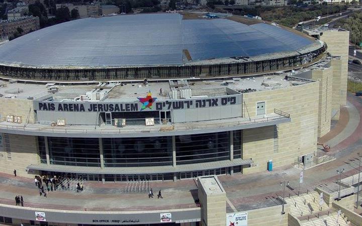 Иерусалим Арена Евровидение 2019