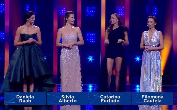 Ведущие Евровидения 2018 года
