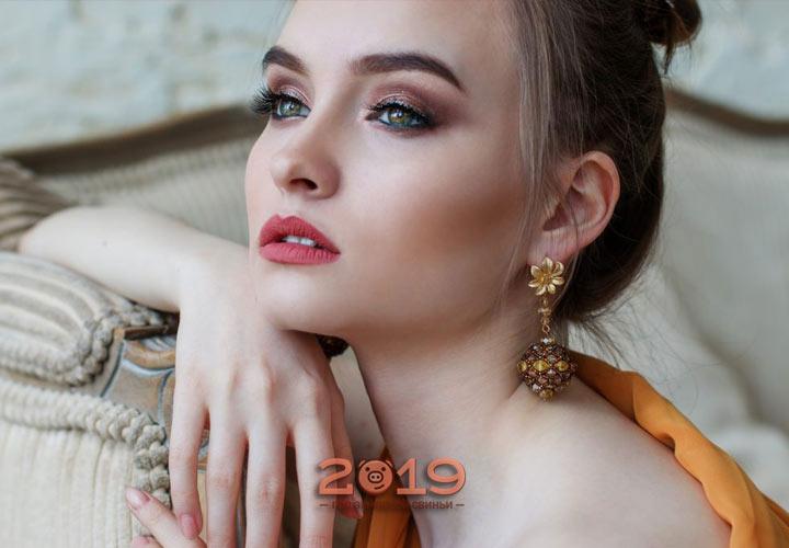 Матовый макияж - тренд 2019 года