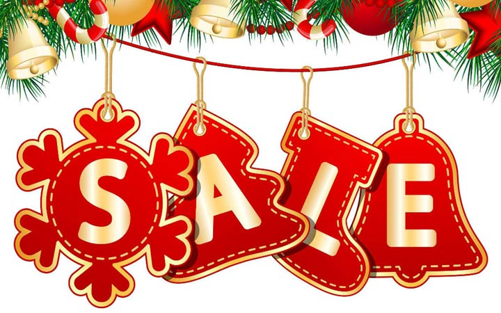 Старт новогодних распродаж в ноябре 2019 года
