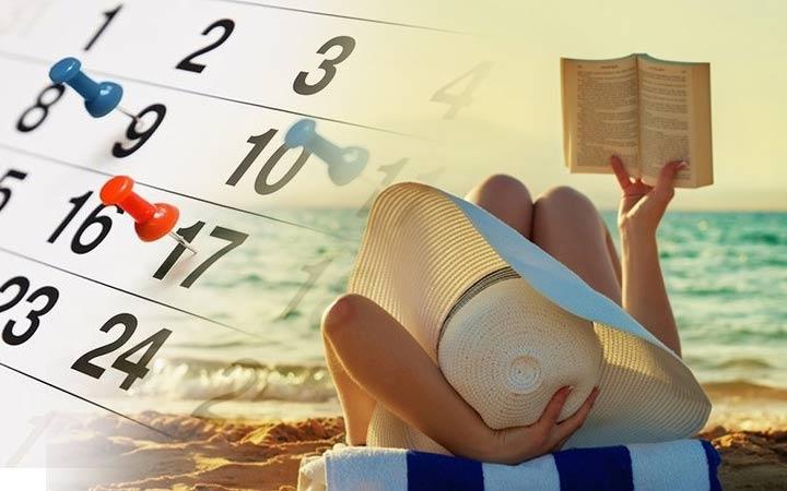 Длинные выходные в мае 2019 года в России