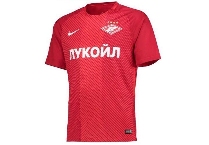 Домашняя форма ФК Спартак сезона 2018-2019