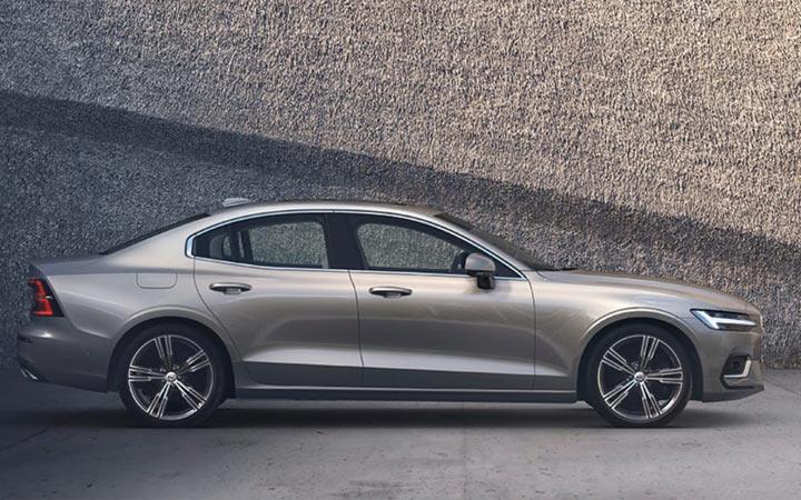 Особенности кузова Volvo S60 2019 года выпуска