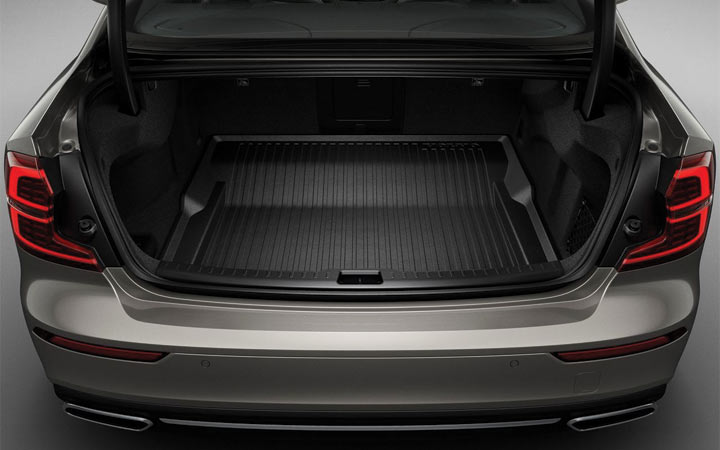 Багажник Volvo S60 2019 года
